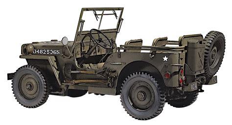 jeep war u s war ii jeep 1 6 kit issue