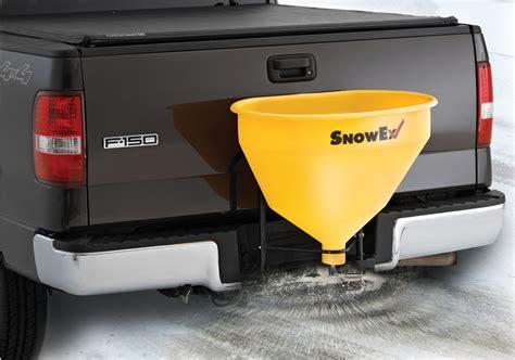 snow salt spreader salt spreaders and by snow ex