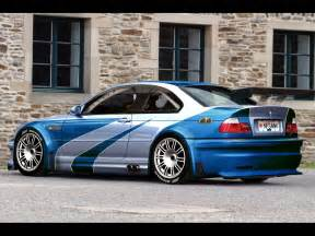 Need For Speed Bmw Need For Speed Mw Bmw M3 Gtr Real By