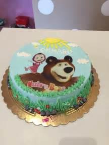 torta masha e orso 1 masha e orso pinterest bears fiestas and birthdays