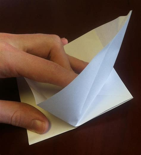 single fold origami how to fold a simple 171 origami wonderhowto