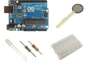 sensitive resistor how it works how to use a sensitive resistor with arduino tutorial ardumotive arduino playground
