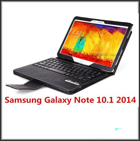 bluetooth keyboard for samsung galaxy note 10 1 2014 edition p600 p601 p605