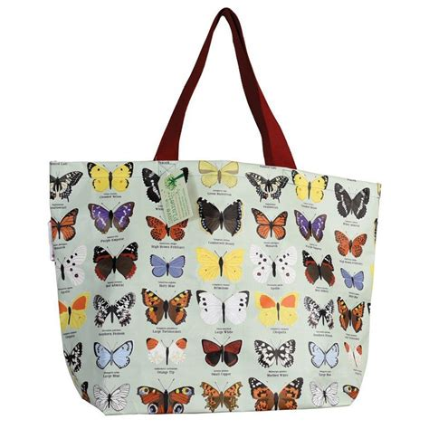 Butterfly Bag large butterfly shopper bag collection select