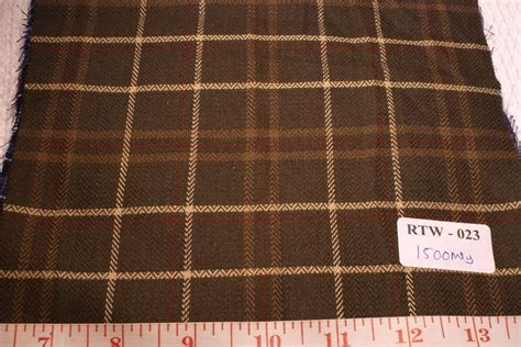 Plaid Patchwork - madras plaid flannel twill madras fabric patchwork
