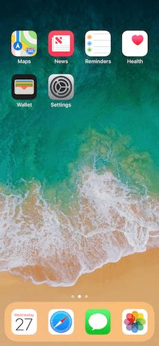 lock home screen iphone x lock screen and home screen detailed in new images