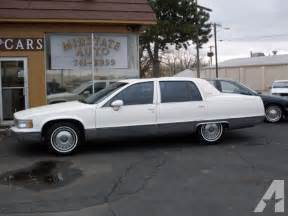American Cadillac Muncie 1993 Cadillac Fleetwood For Sale In Muncie Indiana