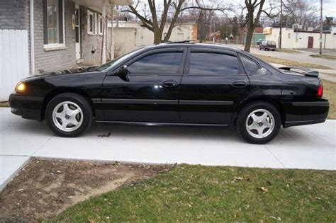 2002 chevy impala black chevy impala 2001 black www imgarcade image