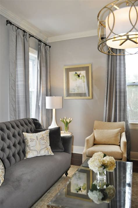 gray traditional living room elegant gray living room