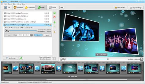 slideshow maker picture video movie with music for how to create slideshow with music for youtube smartshow 3d
