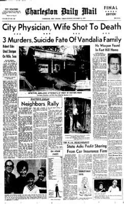 The Charleston Daily Mail from Charleston, West Virginia