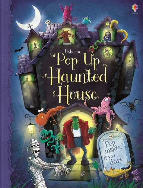 pop up haunted house 1409535029 pop up haunted house at usborne books at home
