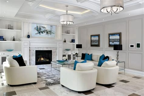 Living Room Project by 48 Living Rooms With White Furniture Sofas And Chairs