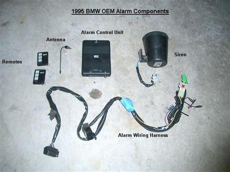bmw oem alarm installation e36 s50