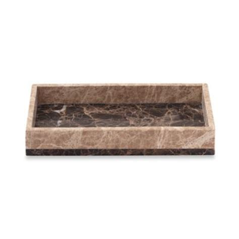 marble bathroom tray buy camarillo marble towel tray from bed bath beyond
