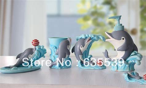 dolphin bathroom accessories dolphin bathroom set promotion shop for promotional dolphin bathroom set on aliexpress com