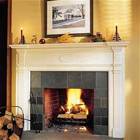 Gas Fireplace Makeover by