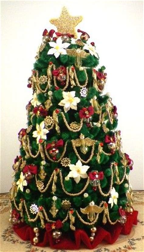 doll house christmas dollhouse christmas trees 1 christmas mini pinterest