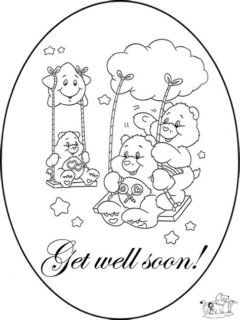 get well soon coloring pages for adults get well soon coloring cards coloring home