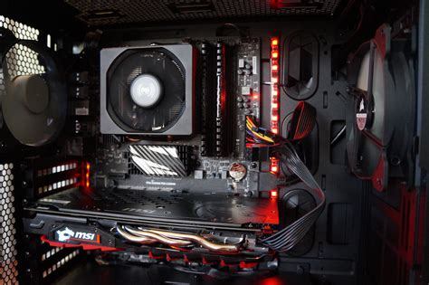 Pc Gaming Amd tested battlefield 1 shines on this all amd gaming pc