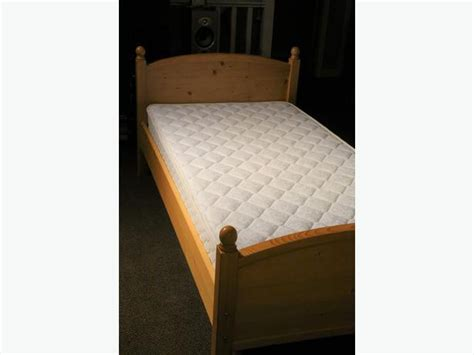 Sealy Slat Mattress by Bed With Sealy Mattress West Shore Langford