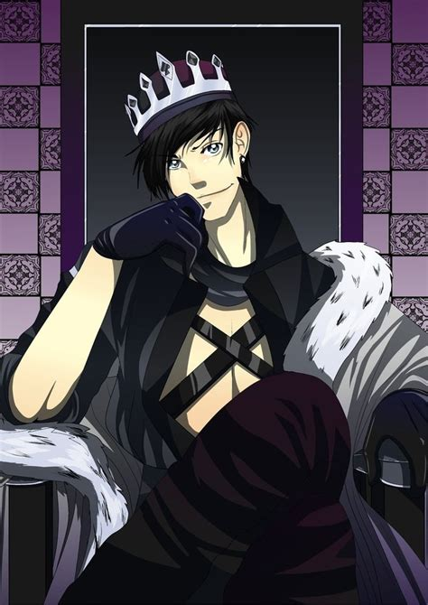 Anime King by King Of Spades By Sacrificed908 On Deviantart