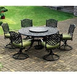 outdoor wicker dining table and chairs gallery