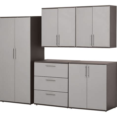 Garage Cabinets Northern Tool Stack On Garage Storage Set 6 Pc Steel Model Gorta