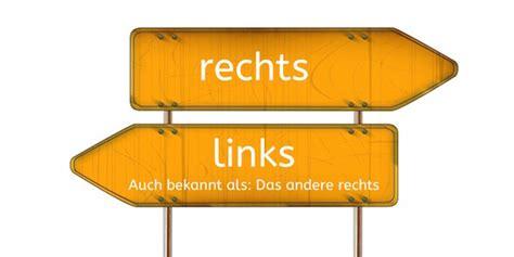 Anschreiben Adrebe Links Oder Rechts Rechts Und Links