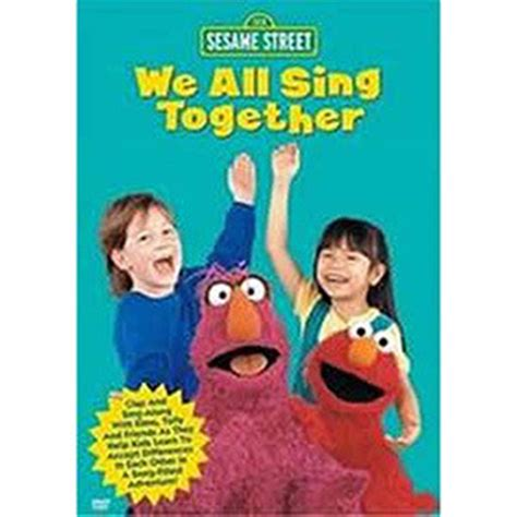 we all sing with we all sing together dvd musictoday superstore