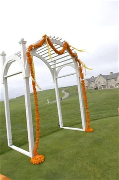 Wedding Arch Near Me by Marigold Indian Garland For Wedding Arch