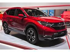 2018 Honda CR-V Interior Redesign