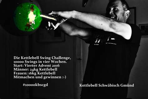 swing challenge die 10000 kettlebell swing challenge kettlebell