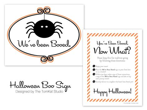 printable boo directions eighteen25 please welcome kim from the tomkat studio