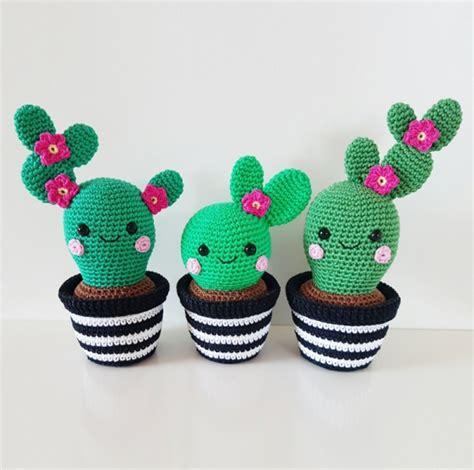 pattern cactus amigurumi cactus friends amigurumi pattern by super cute design