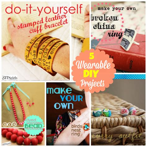 cool diy craft projects cool diy projects 5 do it yourself projects you can wear