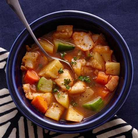 stew ideas tunisian fish and vegetable stew recipe quick from