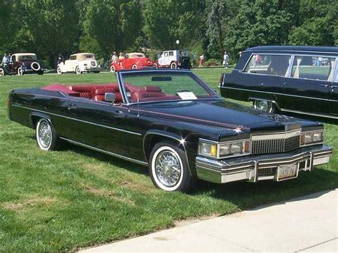 1979 Cadillac Coupe Convertible by 1979 Cadillac Convertible Cadillac