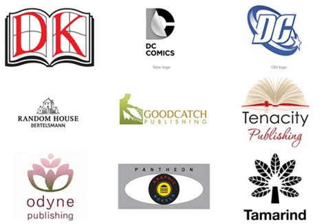 biography book publishing companies publishing company logo styles guaranteed to reel in writers