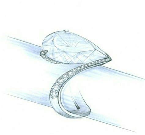 sketchbook ring best 25 ring sketch ideas on jewellery