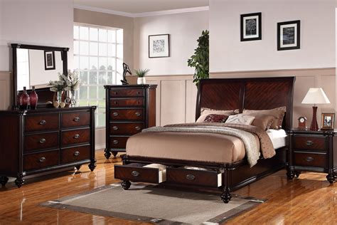 Cherry Bedroom Set by Cherry Bedroom Furniture For Awesome Master Bedroom