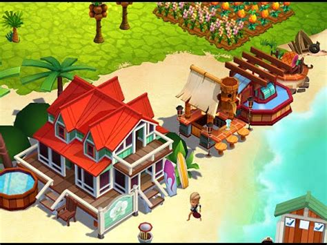 Find Escape To The Tropics by Farmville Tropic Escape Gameplay Ios Android