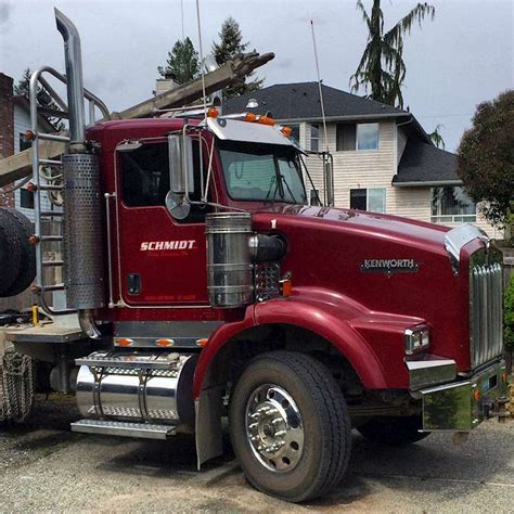 2004 kenworth truck 2004 kenworth t800 logging truck for sale 759 000