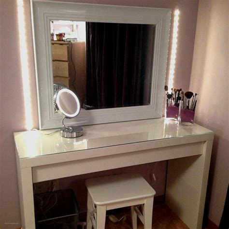 bedroom vanity set  lights  mirror  gongetech
