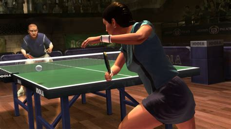 Meja Pimpong that time rockstar made a table tennis