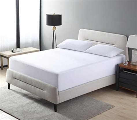 lovescabin premium zippered mattress encasement bed bug