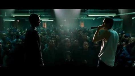 eminem movie battle lyrics 8 mile rap battle eminem vs papa doc youtube