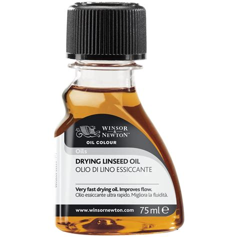 acrylic paint linseed drying linseed winsor newton