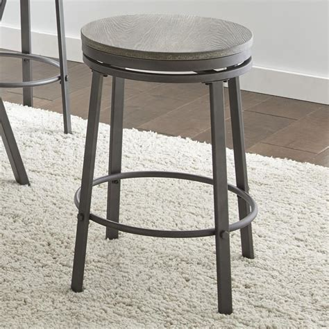 Steve Silver Counter Stools by Steve Silver Portland Industrial Counter Stool Darvin
