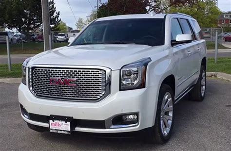 When Will 2020 Gmc Yukon Come Out by 2020 Gmc Yukon Denali Diesel Release Date Changes Specs